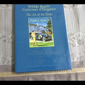 Pebble Beach The Art of the Poster
